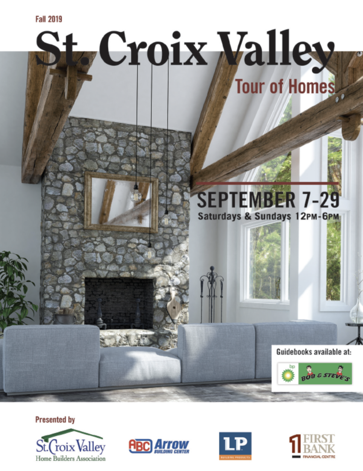 2019 St. Croix Valley Tour of Homes Guidbook
